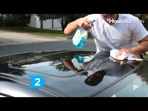 How to Fix a Leaky Sunroof