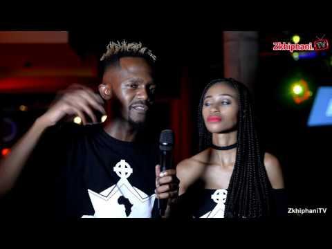 Kwesta & Thabsie on Ngiyaz'fela Ngawe COLLABO