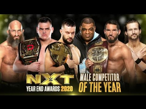 Download The NXT Male Competitor of the year is.... (Full Segment)