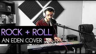 rock roll eden cover with chords