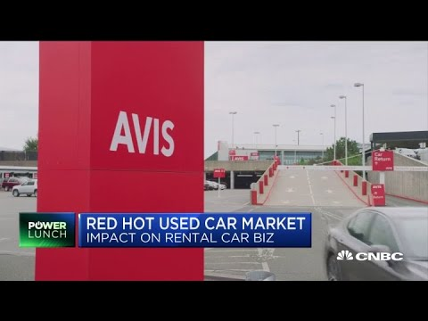 Avis Budget CEO On The Surging Demand For Rental Cars