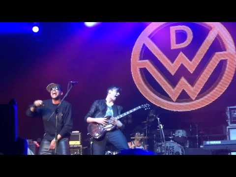 Down With Webster - Rich Girl LIVE Montreal March 26th 2013