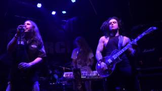 Circle II Circle - Watching in Silence (Live at Munchen Backstage 2016)