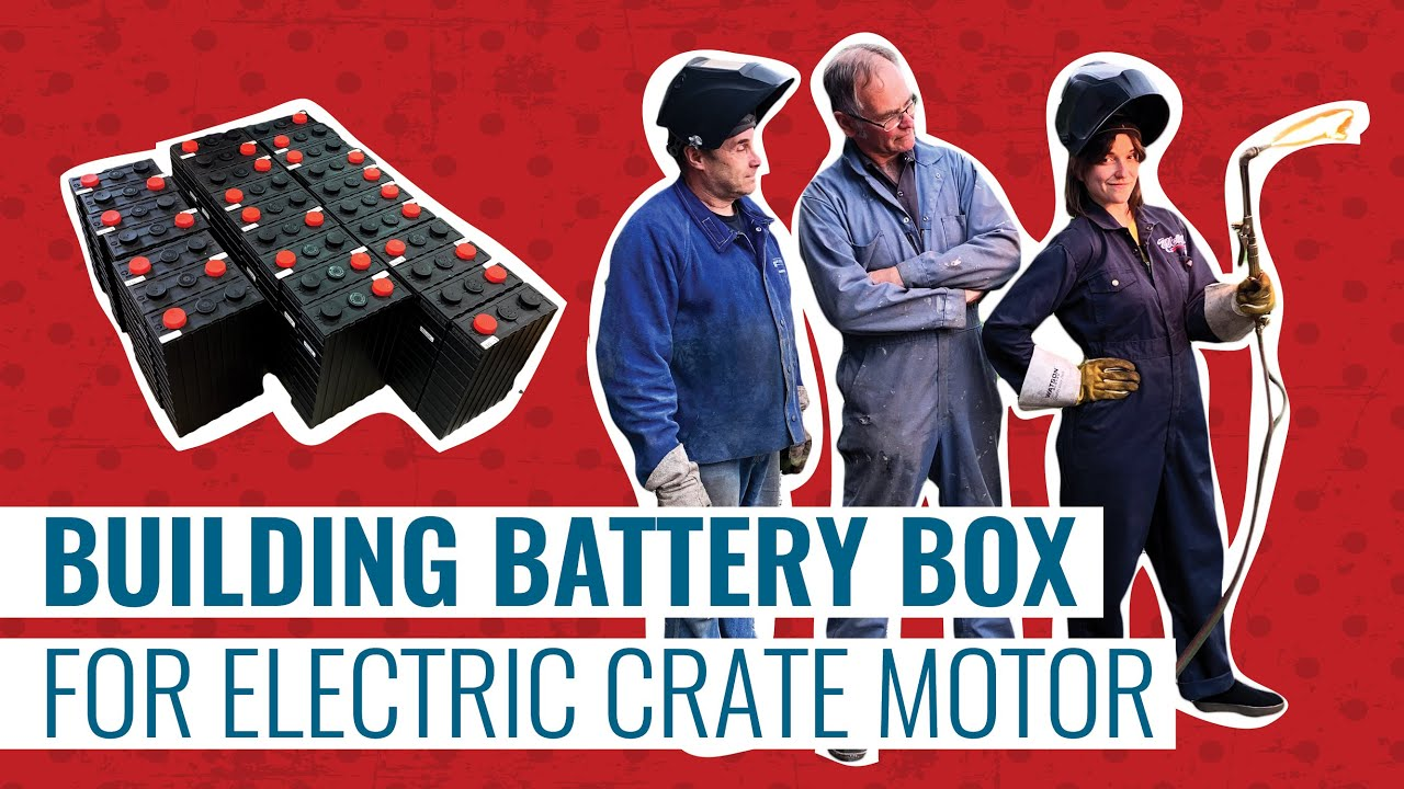 Episode 7 | Building the Battery Box