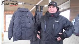 Обзор костюма для зимней рыбалки NOVA TOUR Фишермен Норд