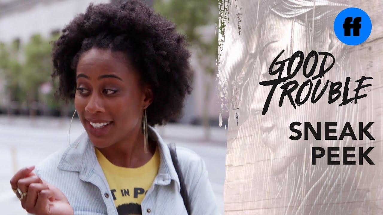 Download Good Trouble Season 1, Episode 3 | Sneak Peek: Malika's Story | Freeform