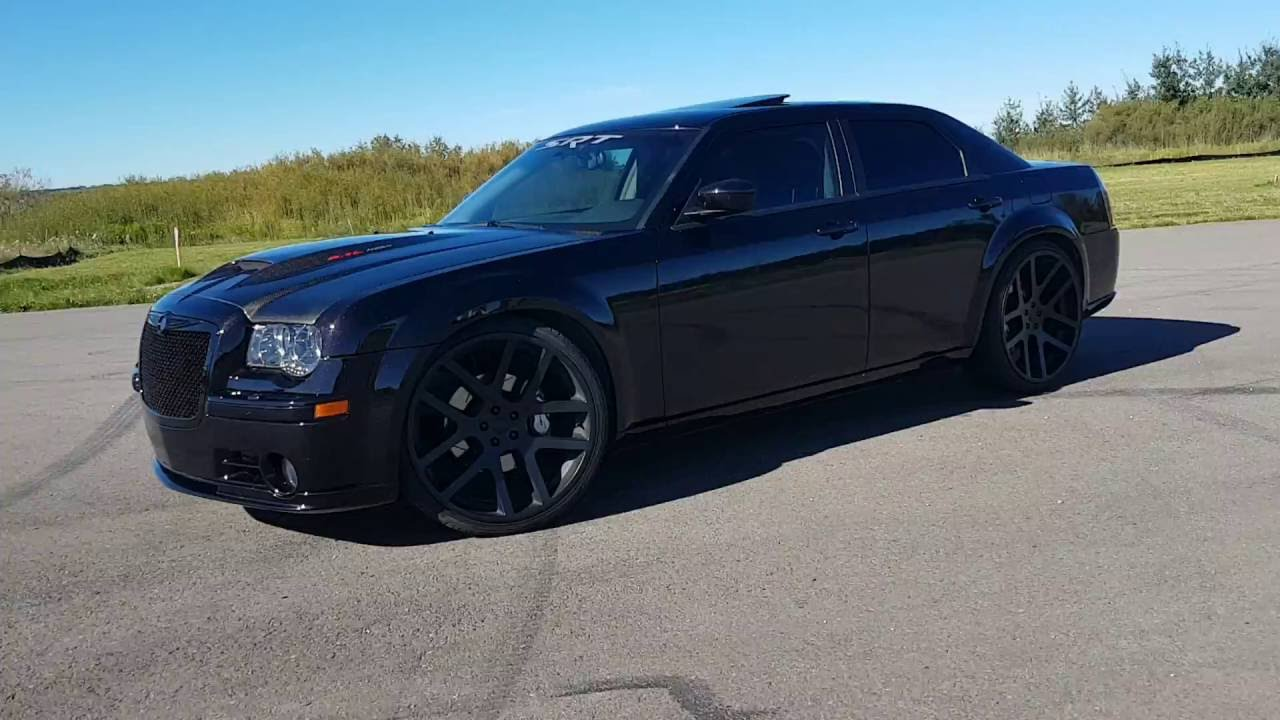 sold 2006 chrysler 300 srt 8 custom youtube. Black Bedroom Furniture Sets. Home Design Ideas