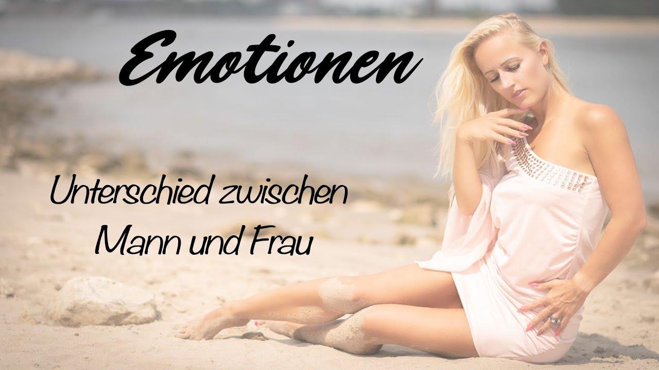 Unterschied zwischen Mann und Frau - Emotionen, Trennung