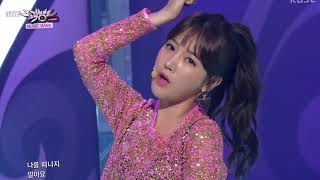 T-ARA (티아라) | Number Nine (넘버나인) (Stage Mix) 교차편집