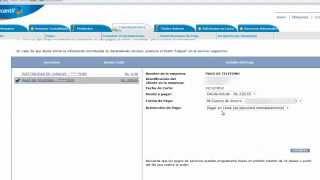 Pagar servicio eléctrico y CANTV por el banco mercantil, tka