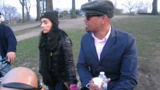 Rumba in Central Park 4-12-2015