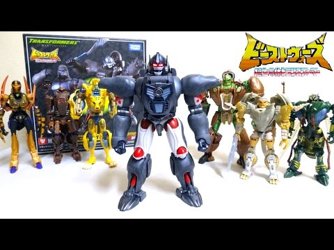 【Beast Wars】Transformers MP-32 Optimus Primal(Convoy)wotafa's review