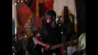 Modou Toure with live band @ Passing Clouds 05/2013