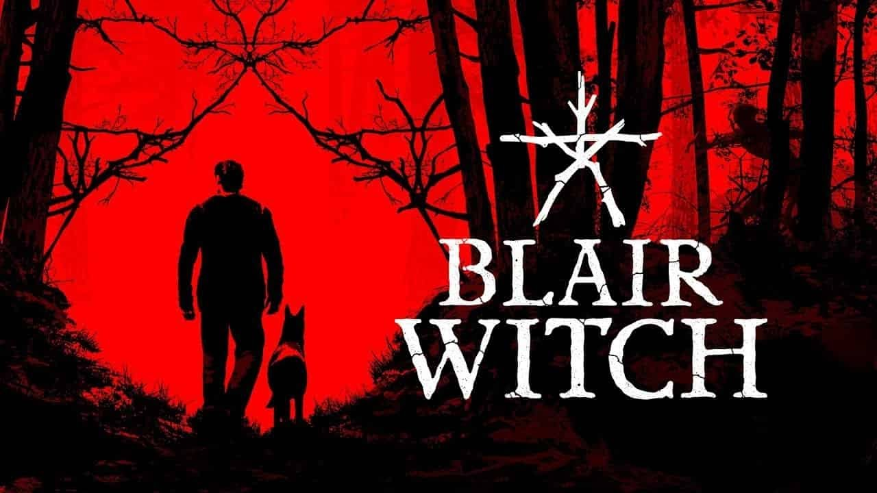 LIVE DE TERROR | Bruxa de Blair