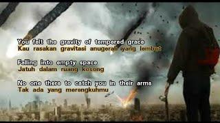 Gambar cover Linkin Park iridescent lirik Indonesia