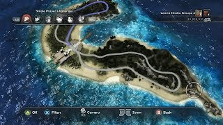 TDU2 -  Free Ride Casino Island (Glitch)