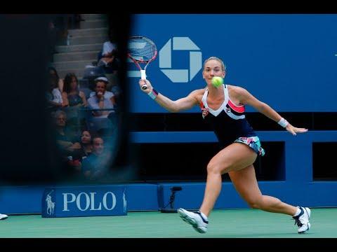2017 Tashkent Open Semifinals | Timea Babos vs Aryna Sabalenka | WTA Highlights