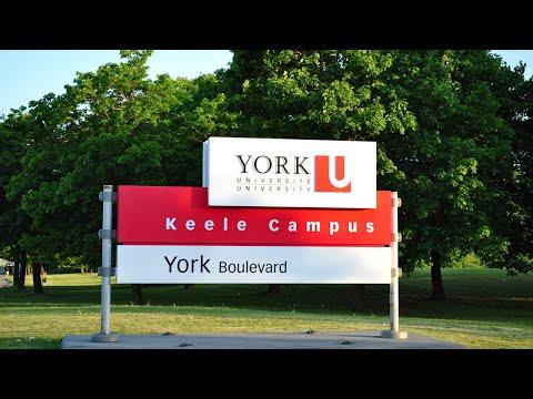 York University - Keele Campus in Toronto, Canada