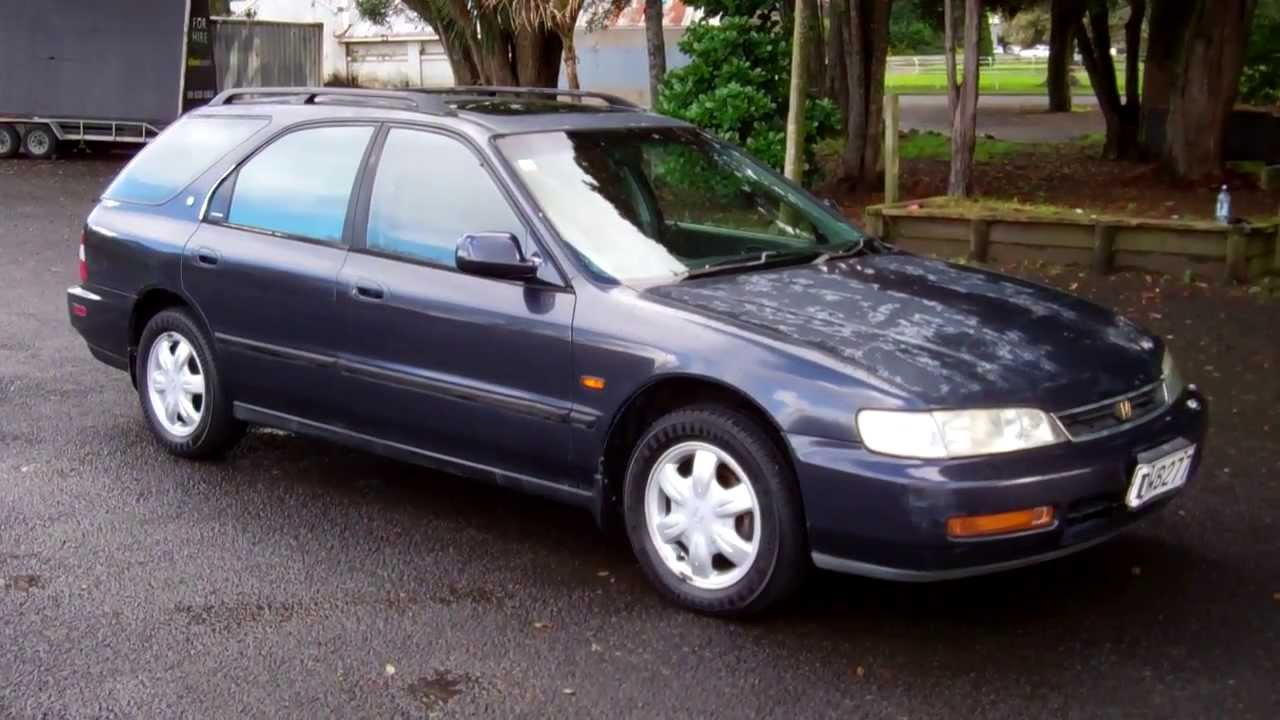 Toyota Station Wagon >> 1996 Honda Accord U.S Wagon $1 RESERVE!!! $Cash4Cars ...