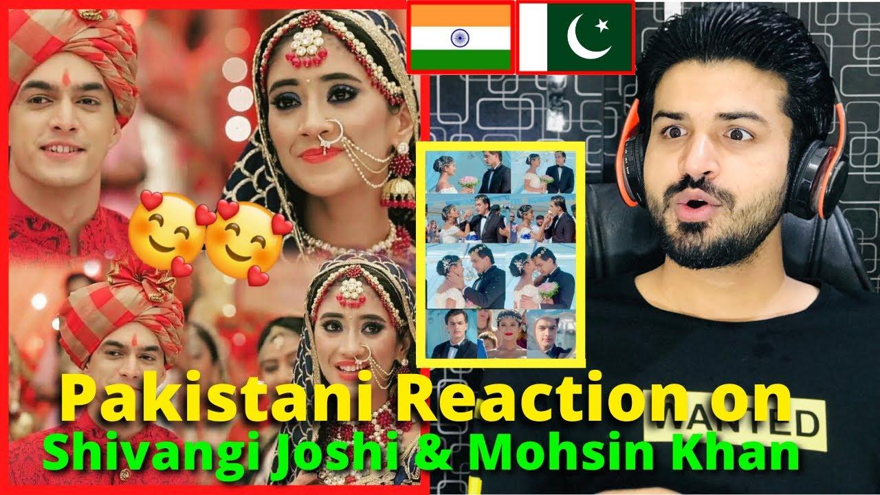 React on Shivangi Joshi and Mohsin Khan | Kaira VM | Yeh Rishta Kya Kehlata Hai | Zafar Reaction
