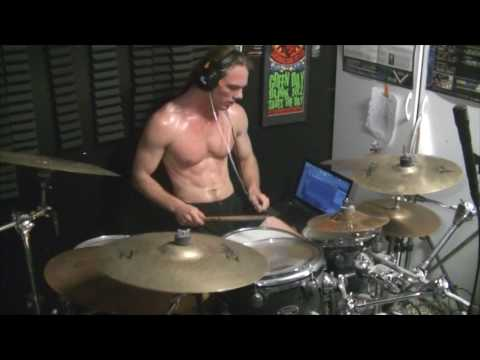 Jeromes Dream - It''s More Like a Message to You Drums Playthrough