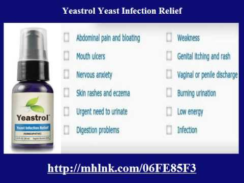 Infection Relief Solution By Yeastrol Yeast Where To Buy Yeastrol And Get Free Trial Youtube