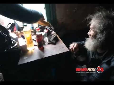 В Партизанске Депутат городской Думы накормил голодающего пенсионера