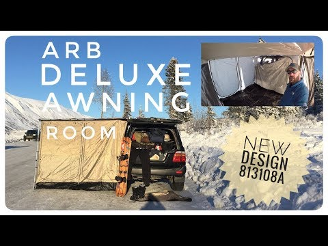 Arb Deluxe Awning Room New Design 2018 Model 813108a