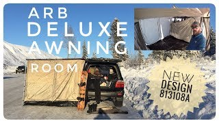 ARB Deluxe Awning Room New Design 2018 | Model 813108A