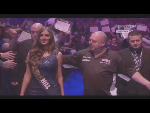 TOP 10 Walk On´s PDC William Hill World Championship 2016