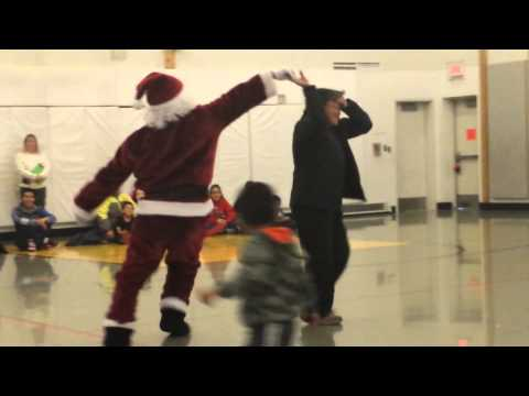 Kotlik school Christmas program 2013 pt 3