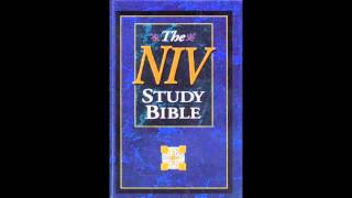 The Book of Genesis (NIV Audio Bible Non Dramatized)