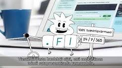 Miksi FI-verkkotunnus?