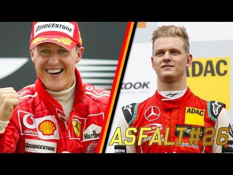 Komt er een nieuw Schumacher-tijdperk aan bij Ferrari? - ASFALT #26