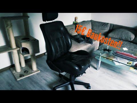 Wir Bauen Den Oktaner Stuhl: Die Bürostuhlvariante #Gurkenprinzip