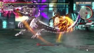God Eater 2 Rage Burst - Blitz Hannibal P99 Deicide [Solo] (6:33)