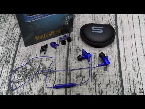 Soul Run Free Pro HD Wireless Sports Earphones