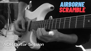 Airborne Scramble // AOR Jam on a Power Rock Backing Track by Nick Neblo