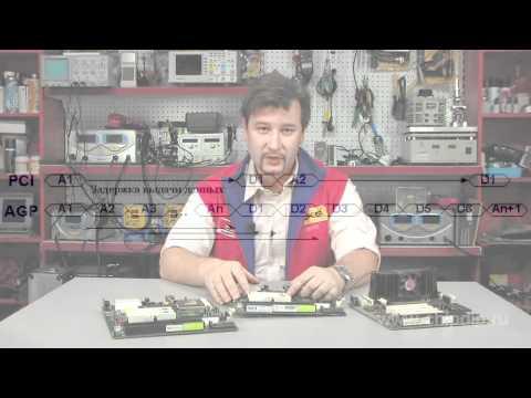 Системная шина персонального компьютера AGP - Видео