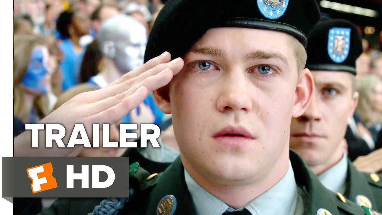 Billy Lynn's Long Halftime Walk Official Trailer #1 (2016) - Vin Diesel Movie HD
