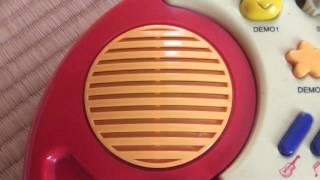 Іграшка клавіатура демо-композиція 6