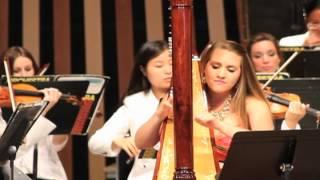 Beyond the Bow: Harpist Emily Granger