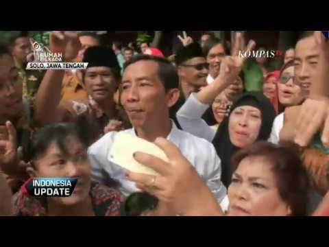 2 Jokowi Palsu Bikin Heboh di Pernikahan Kahiyang-Bobby