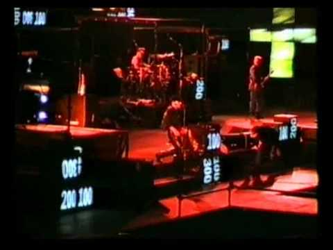 U2 Bullet The Blue Sky  Dublin 1993
