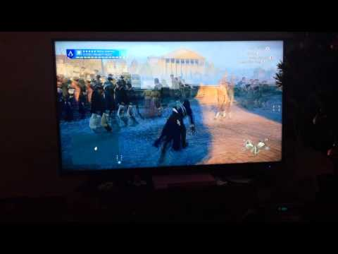 Solution coffre inaccessible Louvre tuileries ac unity