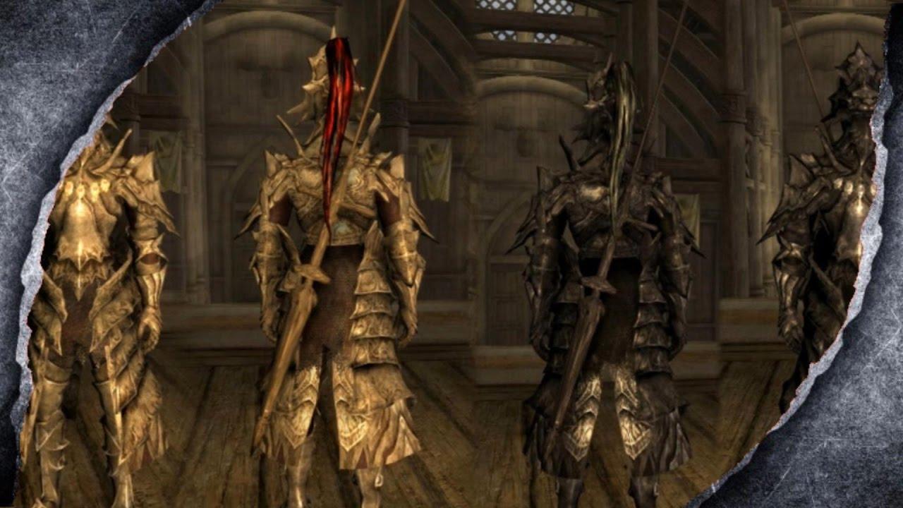 ▶Skyrim Remastered: Ornstein The Dragonslayer ♦️MOD SHOWCASE♦️ | Killerkev  ✔️