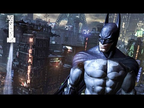 I FINALLY PLAYED BATMAN ARKHAM CITY..