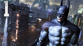 I FINALLY PLAYED IT | Batman: Arkham City - Part 1