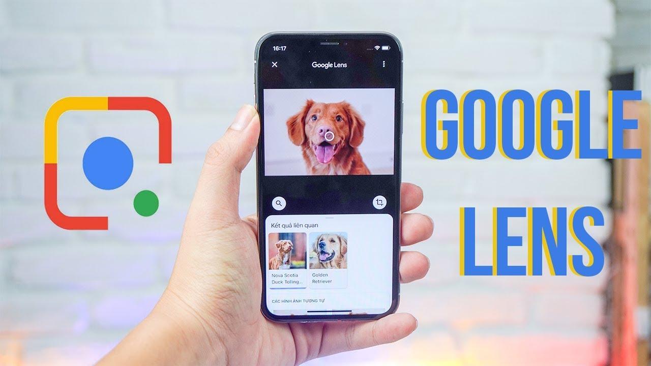 Hướng dẫn cài đặt và sử dụng Google Lens trên iPhone