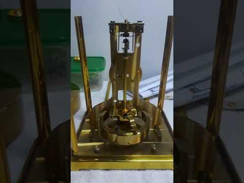 Attn!!! Never Externally Oil A Jaeger LeCoultre Atmos Clock